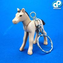 Playmobil Llavero Pony Granja Animal Colgante Retromex