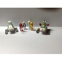 Playmobil Vintage Lote Del Espacio
