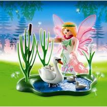 Playmobil 4936 Huevo D Hada Con Cisne Princesas Retromex¡¡¡
