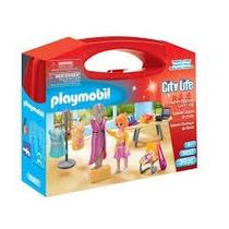Playmobil Set 5652 Maletin Portatil Vestidor Boutique Js