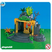 Playmobil Playmobil Add On 7774 Templo Del Sol Medieval