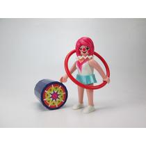 Playmobil Custom Payasita Circo Ciudad Retromex