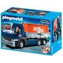 Playmobil 5255 Camion De Cargo Y Contenedor Ciudad Retromex