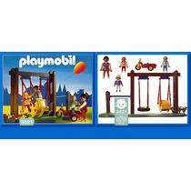 Playmobil Set 3821 Juegos Infantiles Del 2002 Js