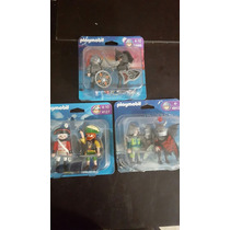 Playmobil 2 Pack #5886 #4912 #4127 Precio Por Cada Uno