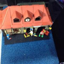 Playmobil Vintage Estación De Tren Referencia 4300