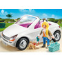 Playmobil 5585. Auto Blanco Compacto City Playmotiendita