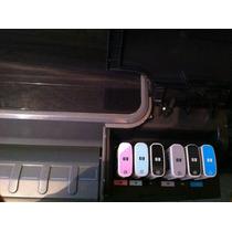 Plotter Hp Z2100 Cartuchos Originales Acepto Cambios