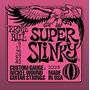 Ernie Ball Super Lite 9-42 Cuerdas Guitarra Dhl Envío Gratis