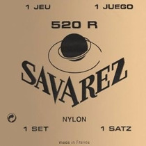Savarez 520r Cuerdas Guitarra Clasica Flamenca Tensión Alta