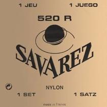 Savarez 520r Cuerdas Guitarra Nylon Tensión Alta Dhl Gratis