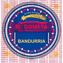 Cuerda 1a El Cometa Para Bandurria, 12 Pzs Cobre .010 300