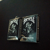 Baraja Bicycle Guardians - Baraja De Cartas, Magia, Poker