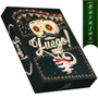 Baraja Fuego Dia De Muertos Cartas Poker Magia Cardistry