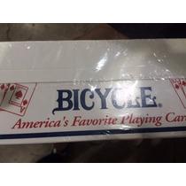 Caja Con 12 Mazos De Cartas Bycicle Para Magia,mayoreo, Poke