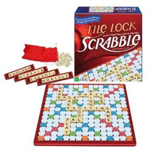 Teja Lock Scrabble