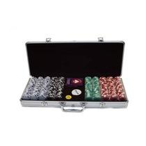 Trademark Poker Royal Suited Fichas Estuche De Aluminio
