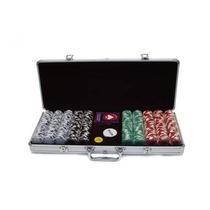 Trademark Poker Juego De 650 Fichas De Póquer De 11.5 Gramos