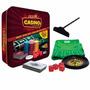 Casino Ruleta Poker Estuche Metalico 115 Pieza Todo Incluido