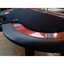 Mesa De Poker !! Red Sky !! Con Cajonera
