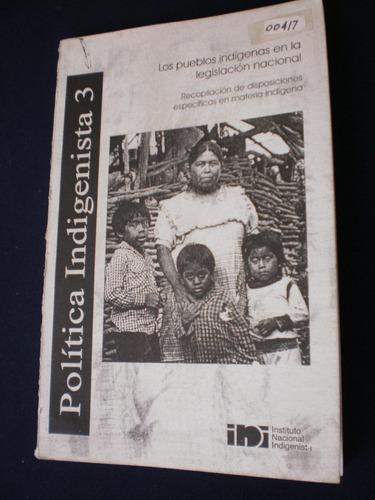 instituto nacional indigenista:
