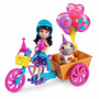 Polly Pocket Fiesta En Bicicleta