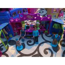 Polly Boutique Con Accesorios, Mattel