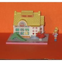 Polly Pocket 1993 Toy Shop 1 Muñequita Jugueteria