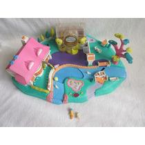 Polly Pocket Magical Movin Pollyvilla 1996