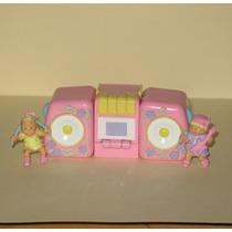 Pop Band Boom Box Completo Raro Bluebird Mimi Goo Goos Polly