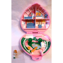 Polly Pocket Vintage Country Cotage 1989 Blubiard