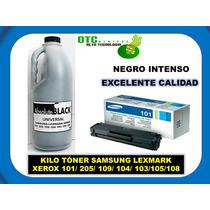 Kilo Toner Samsung Lexmark Xerox 103 104 105 108 109 205 Maa