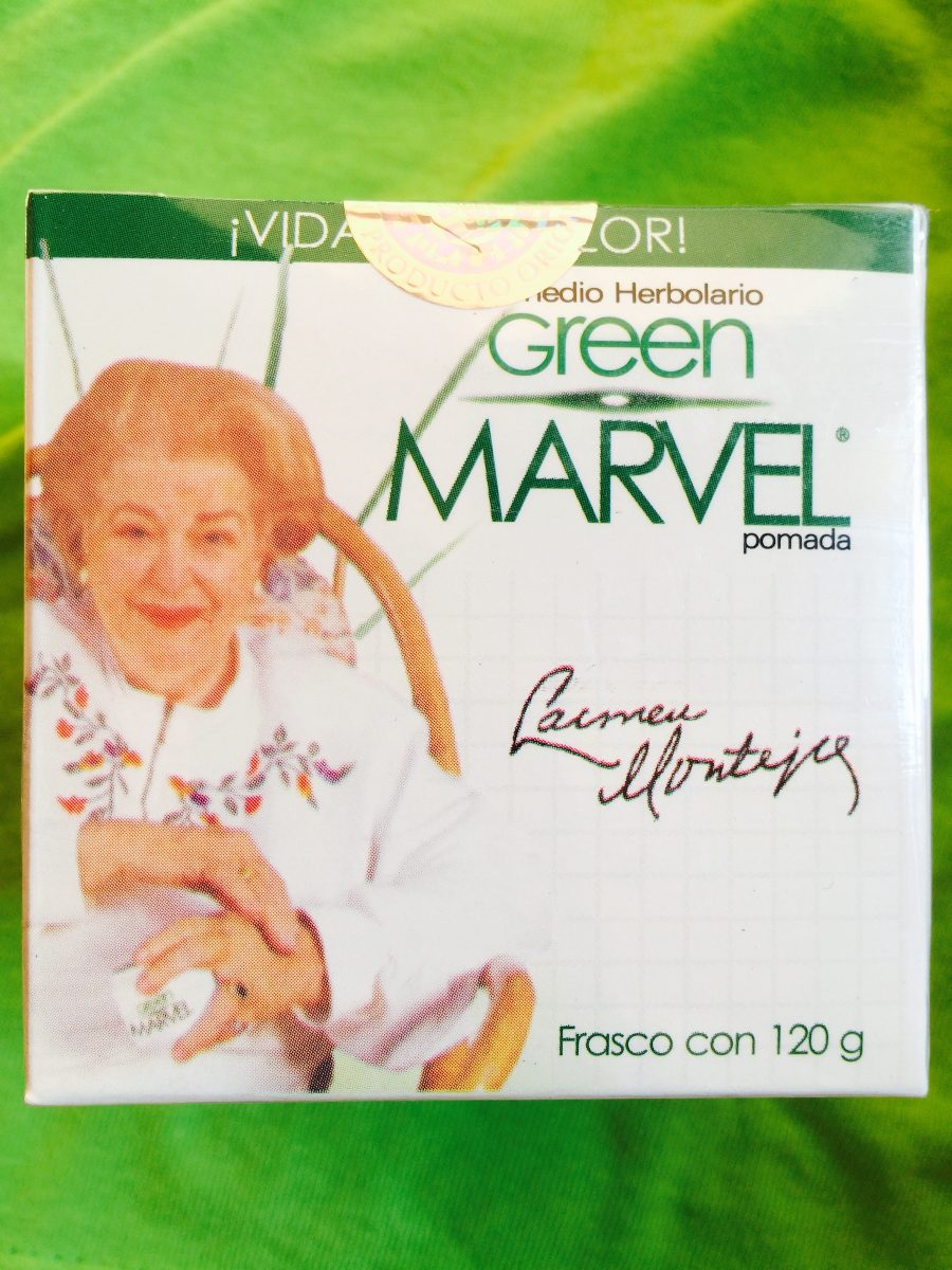 www green marvel: