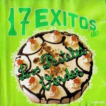Los Pasteles Verdes 17 Exitos Cd Unica Ed 1996 Fdp
