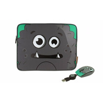Kit Funda Laptop 14 + Mouse Diseño Perfect Choice Pc-982814