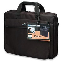 Maletin Portafolio Laptop Notebook Manhattan 15.4 London
