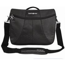 Samsonite Maletin Laptop Square Messenger Bag Horizontal 15