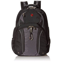 Swissgear Laptop Computer Backpack Sa3253 (black/grey) Fits