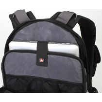 Swissgear Laptop Computer Backpack Sa9768 (black) Fits Most
