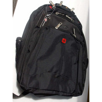 Backpack Wenger Swiss Army Mochila Laptop Viaje Casual
