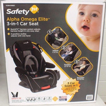 Safety 1st Asiento Autoasiento Alpha Omega Elite