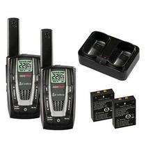 Paquete Radios Cobra 27 Millas Cxr 725 -con Pilas Y Cargador