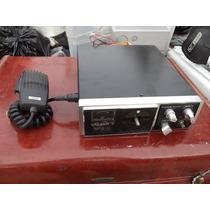 Antiguo Radio Cb Hy Gain V Con Microfono Decoracion Coleccio