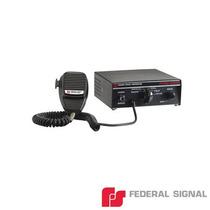 Sirena Pa-300 De 100 W. Federal Signal Modelo: 690000