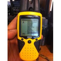Radio Marca Garmin Con Gps Modelo Rino 110