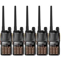 Radio Baofeng Doble Banda Gt5 Paquete 5 Modelo Mas Nuevo