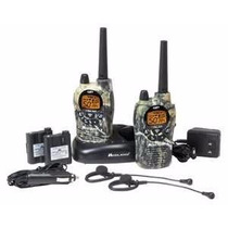 Radio De 2 Vias Midland Camuflage Gxt1050vp4 58k Recargables