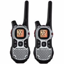 Radios Motorola 37km (23 Millas) Mj270r 22 Canales Escaneo
