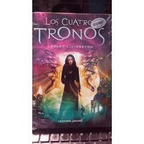 Los Cuatro Tronos, Lesley Livingston, Nuevo, Original Import