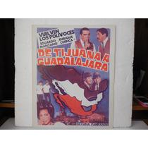 Eduardo Manzano, De Tijuana A Guadalajara, Cartel De Cine